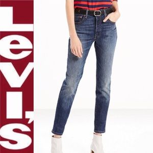 NWOT- Levi's 501 Skinny Jeans - Button Fly
